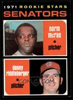 Norm McRae, Denny Riddleberger [EXMT]