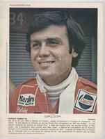 Patrick Tambay [Good to VG‑EX]