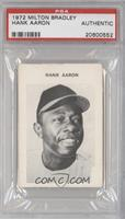 Hank Aaron [PSA AUTHENTIC]