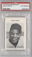 Willie Mays [PSA AUTHENTIC]