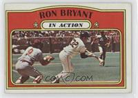 Ron Bryant (In Action) [Good to VG‑EX]