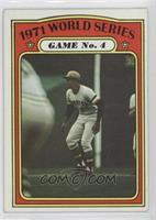 1971 World Series Game No. 4 (Roberto Clemente)