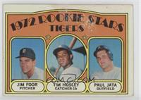 Rookie Stars Tigers (Jim Foor, Tim Hosley, Paul Jata) [PoortoFair]