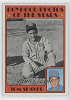 Tom Seaver (Boyhood Photos of the Stars)