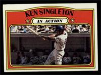 Ken Singleton (In Action) [NMMT]