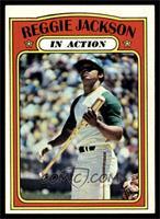 Reggie Jackson (In Action) [NM]