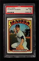 Thurman Munson [PSA 8]