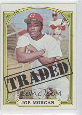 1972 Topps - [Base] #752 - Joe Morgan