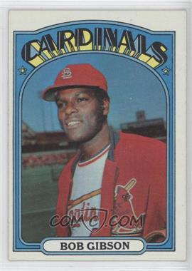 1972 Topps #130 - Bob Gibson