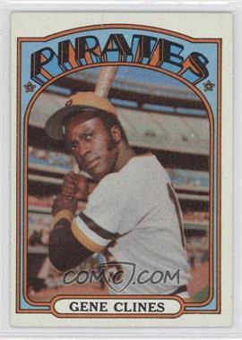 1972 Topps #152 - Gene Clines