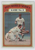 1971 World Series Game No. 2 (Brooks Robinson)