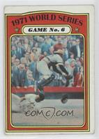 1971 World Series Game No. 6 (Frank Robinson) [Good to VG‑EX]