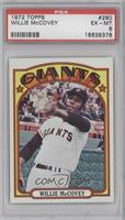 Willie McCovey [PSA 6]