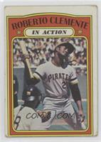 Roberto Clemente (In Action) [Poor to Fair]