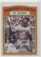 Roberto Clemente (In Action) [Poor]
