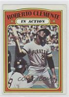 Roberto Clemente (In Action) [Good to VG‑EX]