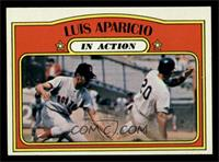Luis Aparicio (In Action) [NM MT]