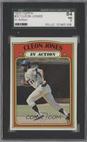 Cleon Jones (In Action) [SGC84]