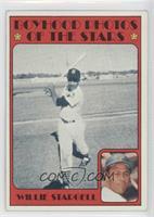 Willie Stargell (Boyhood Photos of the Stars)