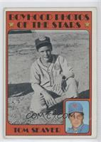 Tom Seaver (Boyhood Photos of the Stars) [Good to VG‑EX]