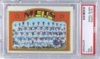 New York Mets Team [PSA 7]