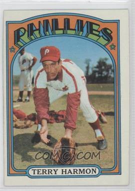 1972 Topps #377 - Terry Harmon