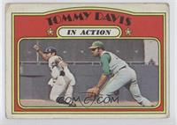 Tommy Davis (In Action) [Good to VG‑EX]