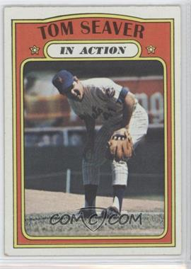 1972 Topps #446 - Tom Seaver (In Action)
