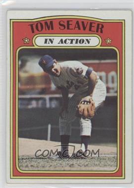1972 Topps #446 - Tom Seaver (In Action)
