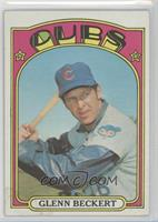 Glenn Beckert (Yellow under C and S in Cubs)