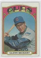 Glenn Beckert Green under C and S in Cubs