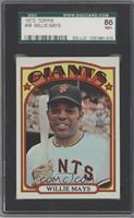 Willie Mays [SGC 86]