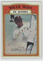 Willie Mays In Action (In Action) [GoodtoVG‑EX]