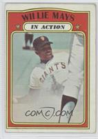Willie Mays In Action (In Action) [Good to VG‑EX]