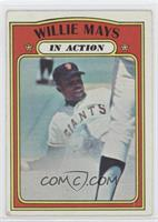 Willie Mays In Action (In Action) [Poor to Fair]