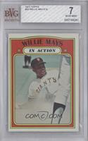 Willie Mays In Action In Action [BVG 7]