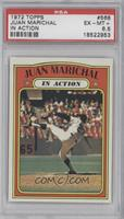 Juan Marichal In Action [PSA 6.5]