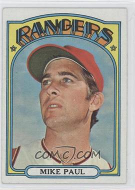 1972 Topps #577 - Mike Paul