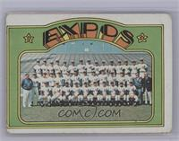 Montreal Expos Team [Fair]