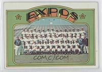 Montreal Expos Team [GoodtoVG‑EX]