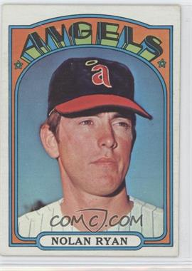 1972 Topps #595 - Nolan Ryan
