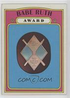 Babe Ruth Award