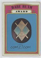 Babe Ruth Award [GoodtoVG‑EX]