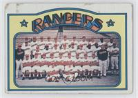 Texas Rangers Team [PoortoFair]