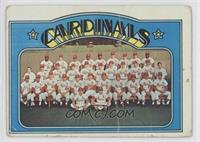 St. Louis Cardinals Team [Poor to Fair]