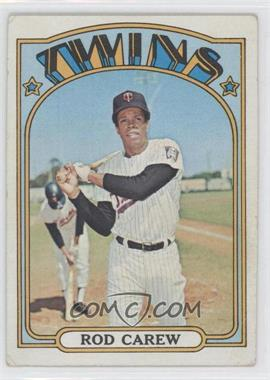 1972 Topps #695 - Rod Carew