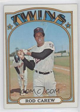 1972 Topps #695 - Rod Carew