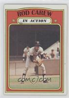 Rod Carew In Action