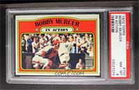 Bobby Murcer (In Action) [PSA 8]