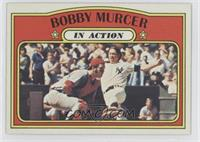 Bobby Murcer In Action